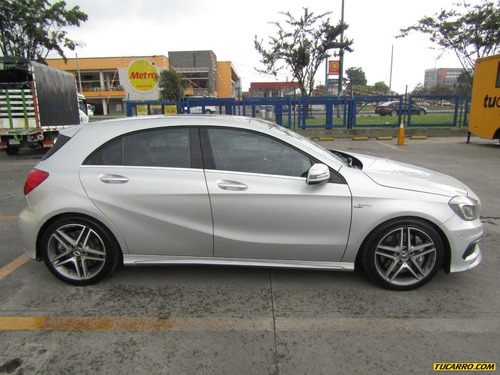 mercedes benz clase a full equipo