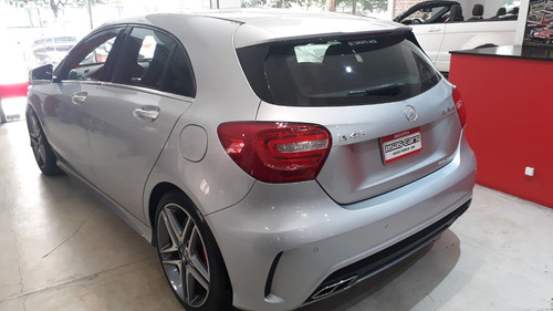 mercedes-benz clase a45 amg 360hp at7 traccion integral.