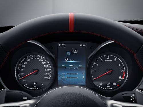 mercedes benz clase amg c 43 4matic sedan 2020 0km