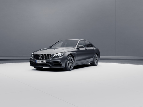 mercedes benz clase amg c 63 s 4matic sedan 2020 0km