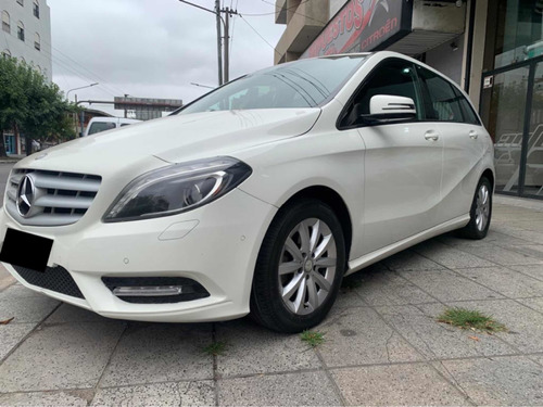 mercedes-benz clase b 1.6 b200 city 156cv w246 2013
