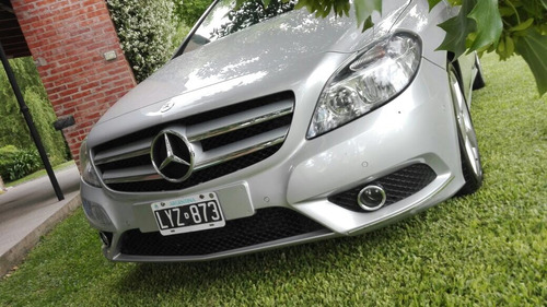 mercedes benz clase b 1.6 b200 sport at 156cv w246 2012