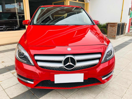 mercedes-benz clase b 1.6 b200 sport at 156cv w246 2014
