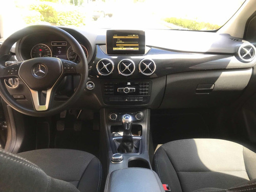 mercedes benz clase b 180 - motor 1.6 turbo