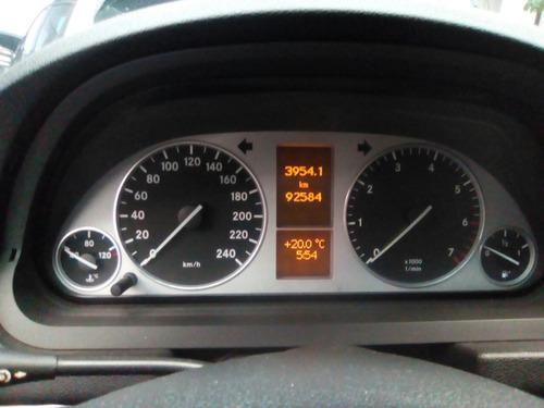 mercedes benz clase b 2.0 automatica financio con dni