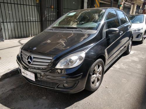 mercedes benz clase b 2.0 b200 manual / nafta / 2008