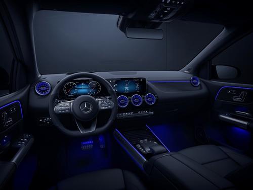 mercedes-benz clase b 200 style hatchback 0km klasse gba