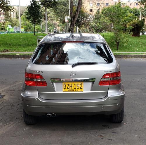 mercedes-benz clase b b 200 turbo 2.0 2007