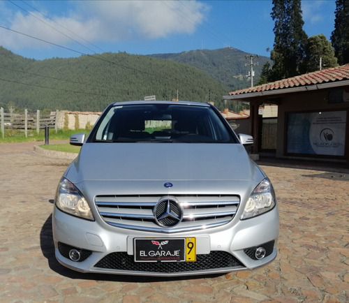 mercedes-benz clase b secuencial 1.6 turbo 2013