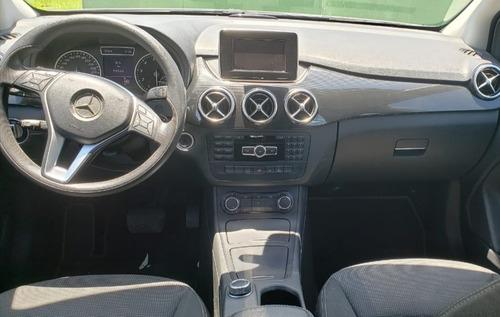 mercedes benz clase b200 2014 unico dueño perfecto estado