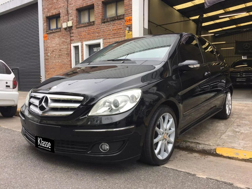 mercedes-benz clase b200 turbo at 2008