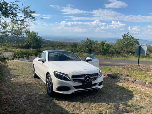 mercedes-benz clase c 1.6 180 cgi coupe at 2017