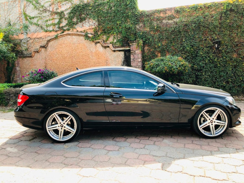 mercedes-benz clase c 1.8 180 coupe at