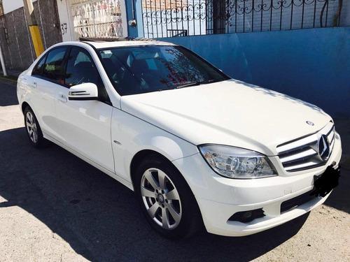 mercedes benz clase c 1.8 200 cgi exclusive mt 2011