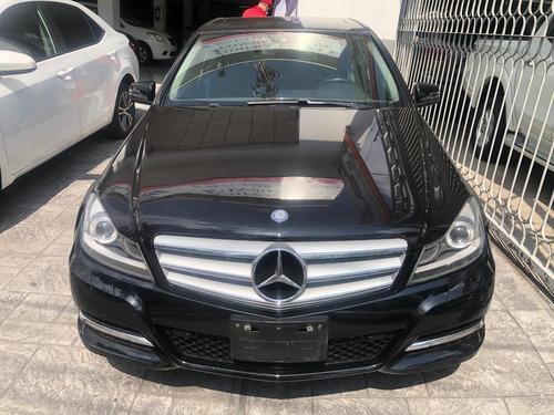 mercedes benz clase c 1.8 200 exclusive cgi at 2014