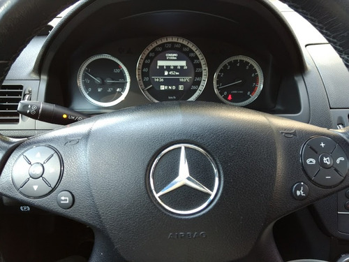mercedes benz clase c 1.8 200 special edition at automatico