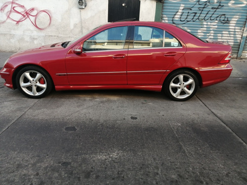 mercedes-benz clase c 1.8 230 k sport at 2005