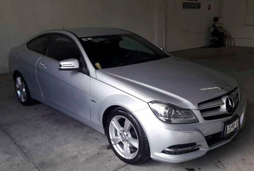 mercedes-benz clase c 1.8 250 cgi coupe at 2012