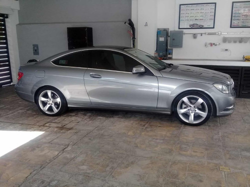 mercedes-benz clase c 1.8 250 cgi coupe at 2015