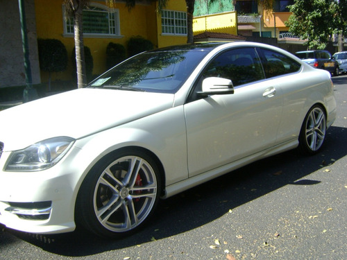mercedes-benz clase c 1.8 250 cgi coupe at kit amg gps rin19