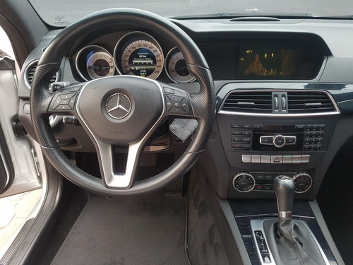 mercedes-benz clase c 1.8 250 cgi sport coupe at 2013