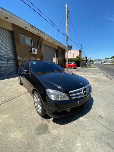 mercedes-benz clase c 1.8 c200 cgi mt blueefficiency 2011