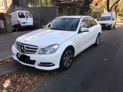 mercedes-benz clase c 1.8 c200 city cgi b.efficiency 2013 -