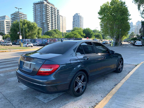 mercedes-benz clase c 1.8 c200 city edition b.eff at 2013