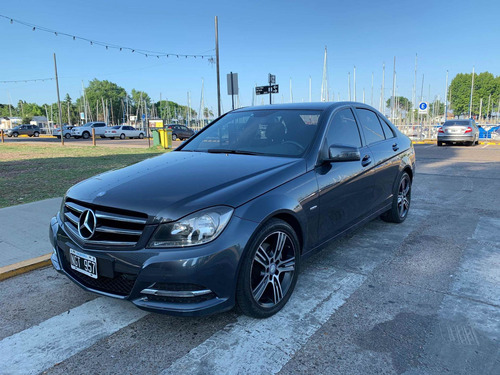 mercedes-benz clase c 1.8 c200 city edition b.eff at 2014