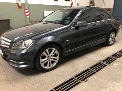 mercedes-benz clase c 1.8 c200 city edition b.eff at