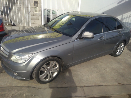 mercedes benz clase c 1.8 c200 kompressor avantgarde at 2008