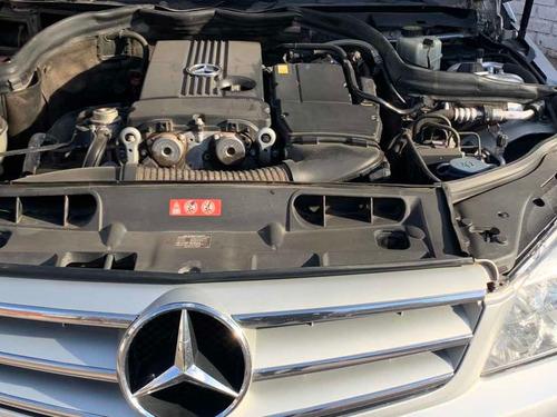 mercedes-benz clase c 1.8 c200 kompressor avantgarde at 2008