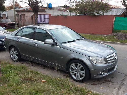 mercedes-benz clase c 1.8 c200 kompressor avantgarde manual