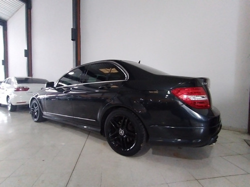 mercedes-benz clase c 1.8 c250 avantgarde sport at 2012