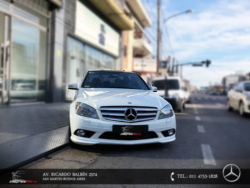 mercedes-benz clase c 1.8 c250 avantgarde sport at b.eff