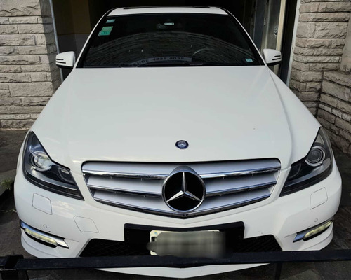 mercedes-benz clase c 1.8 c250 avantgardesport b.eff at 2011