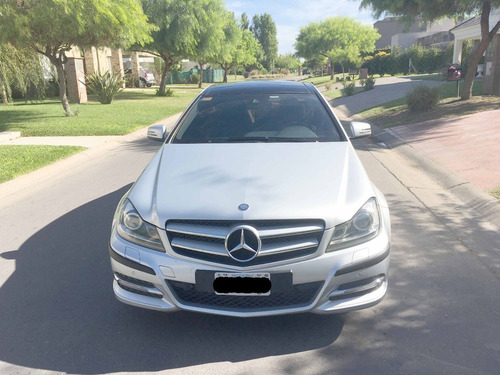 mercedes benz clase c 1.8 c250 coupe cgi b.efficiency at