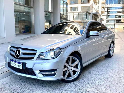 mercedes-benz clase c 1.8 c250 coupe sport b.efficiency at