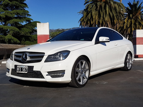 mercedes-benz clase c 1.8 c250 coupe sport kit amg at