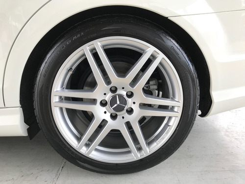 mercedes benz clase c 1.8 turbo 250 cgi sport piel quemacoco