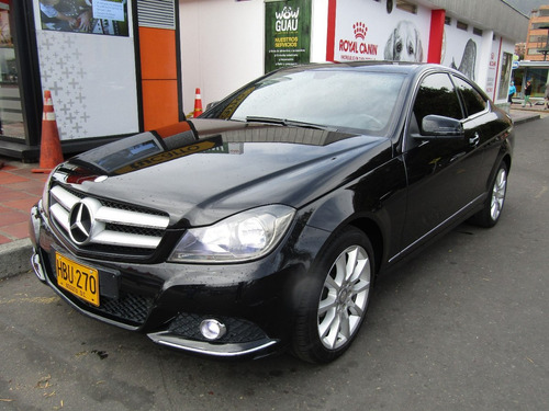 mercedes benz clase c 180 1.8 at 4x2