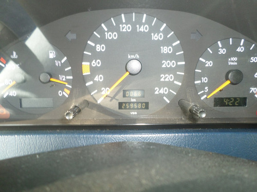 mercedes benz clase c 180  1995 nafta