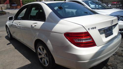 mercedes benz clase c 180 2012  tomo auto