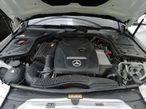 mercedes benz clase c 180 automatica sec 1.6 2015 fwd 357