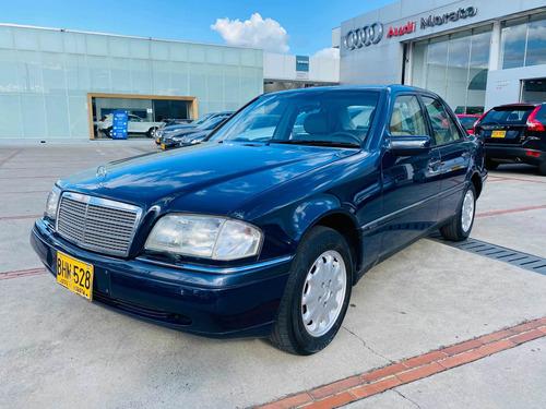 mercedes-benz clase c 1997 2.8 elegance