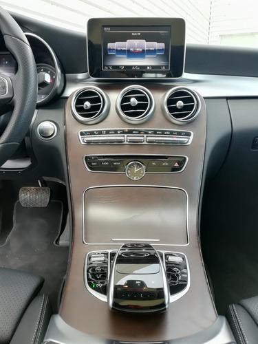 mercedes-benz clase c 2.0 200 cgi coupe 2018