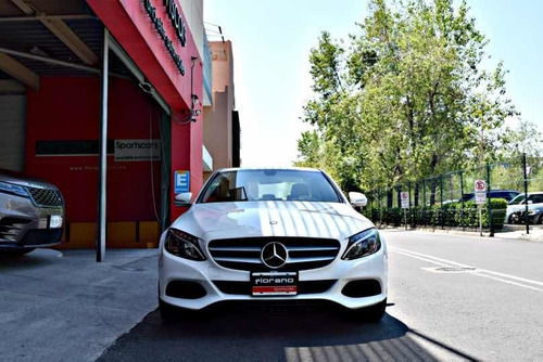 mercedes-benz clase c 2.0 200 cgi exclusive at 2015