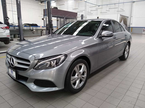 mercedes-benz clase c 2.0 200 cgi exclusive at 2016