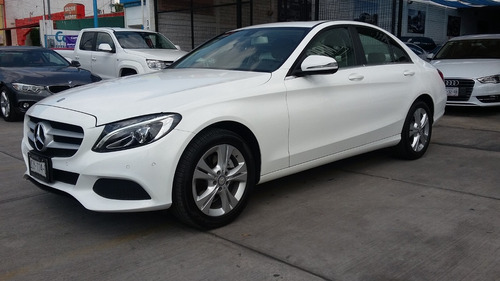 mercedes-benz clase c 2.0 200 cgi exclusive at