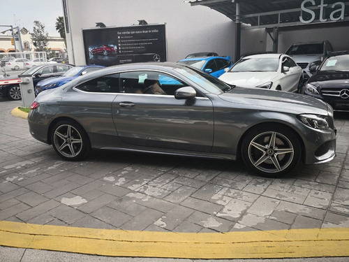 mercedes benz clase c 2.0 250 cgi coupe at 2017